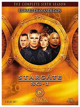 *NEW* - STARGATE SG-1 The Complete Sixth Season ( 5 Disc Set )