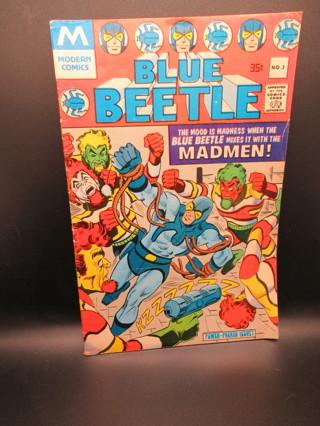 BLUE BEETLE NO.3