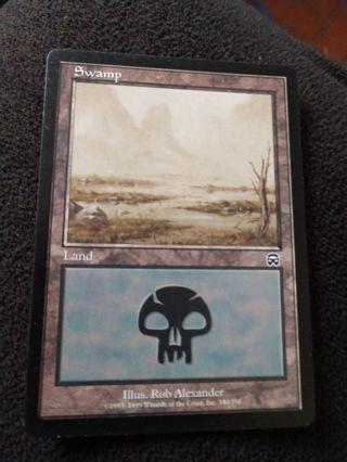 MTG Swamp 340/350