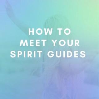 Spirit Guide Contact Ritual