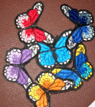 Butterfly Appliques (2)