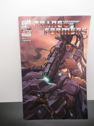 TRANS FORMERS #02