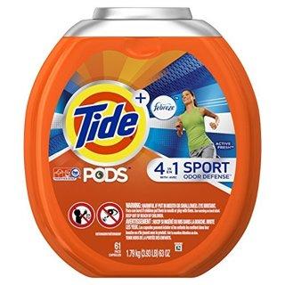 free tide pods plus febreze sport odor defense 4 in 1 he turbo