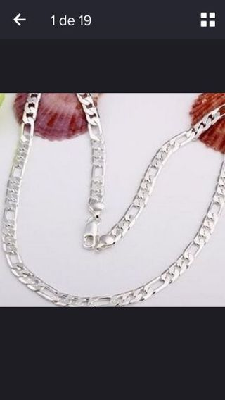 Brand new 925 Sterling silver necklaces