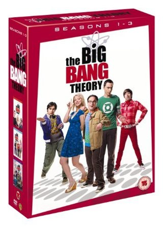 The Big Bang Theory: Season 1-3