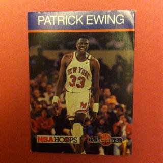 !!! PATRICK EWING 10 CARD LOT !!!