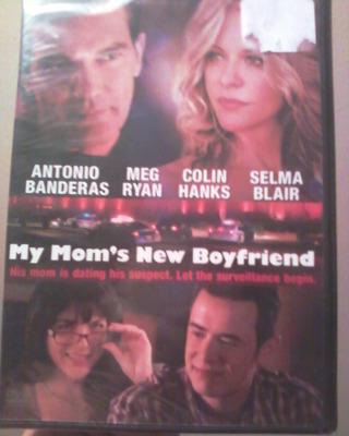 "New DVD ""My Mom's New Boyfriend"""