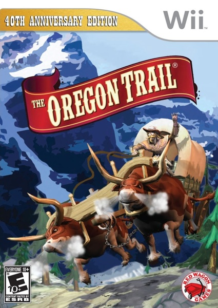 Free: The Oregon Trail wii Homebrew WBFS File - Nintendo Games