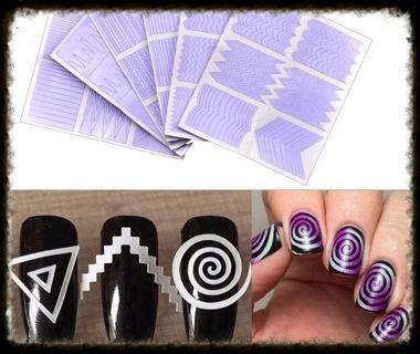 •》》☃ ⭐ ☃ Choice⭐ ☃ Nail Art ☃ ⭐Stencils ☃ ⭐《《•