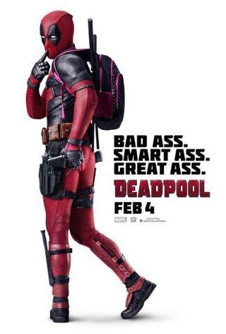 Deadpool HDX digital movie code