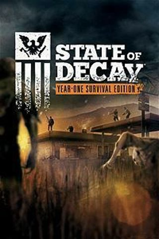 *LOWEST GIN* State of Decay Year One Survival Edition Xbox One [Digital Code Only]