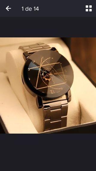 Fashion Watch Stainless Steel Man Quartz Analog Wrist Watch