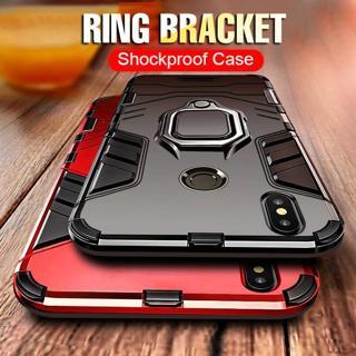 Magnetic Metal Ring Case For Xiaomi A1 A2 mi 8 SE Phone Case Full Cover For Xiaomi mi8 SE A2 A1 So