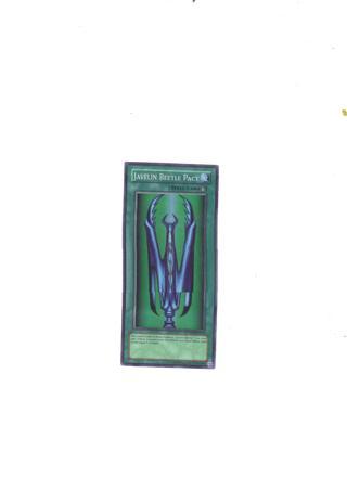 javelin beetle pact spell card