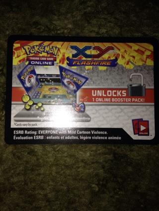 Pokemon 1 online booster pack code
