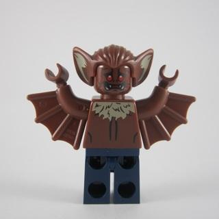 Minifigures Man-Bat DC Comics New Super Heroes Batman Movie Building Toys
