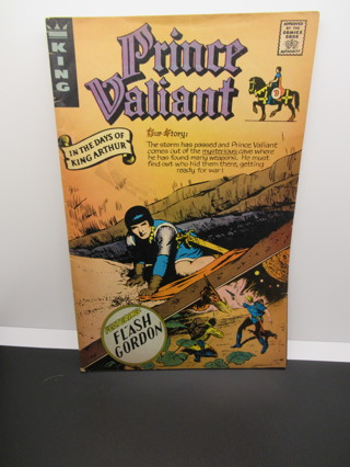 Prince Valiant FEATURING FLASH GORDON