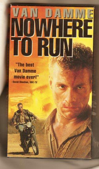 VHS - Nowhere To Run