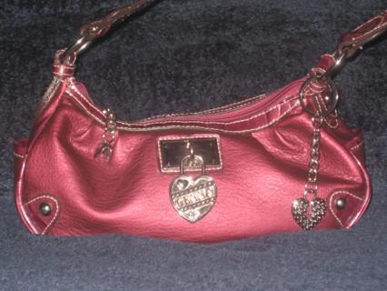 30e998c777ad Free  Genna De Rossi Purple Handbag  GET IT NOW OPTION  - Women s ...