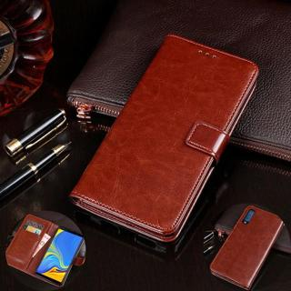 Luxury Flip PU Leather Wallet Phone Case Cover For Samsung A7 2018 A750 J4 J6 J8 J6 Plus A8 A6 J3
