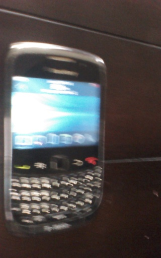 Blackberry Curve Cell Phone