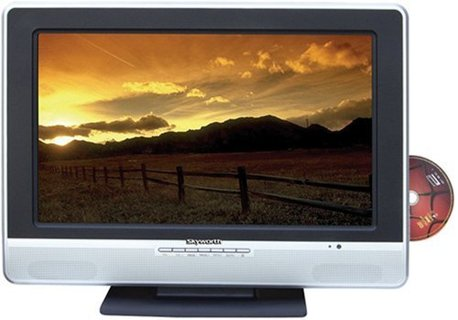 Skyworth Television SLC-1963A 19-Inch Active Matrix TFT LCD TV/DVD All-in-One (PARTS or REPAIR ONLY)