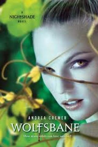 Wolfsbane by Andrea Creamer ***ARC*** Read it before everyone else!