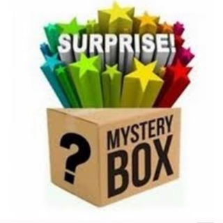 mystery box of maternity clothes