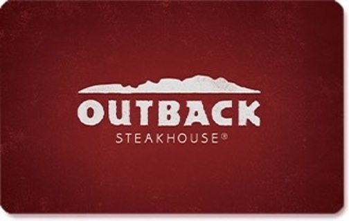 Outback Steakhouse $100 | PDF