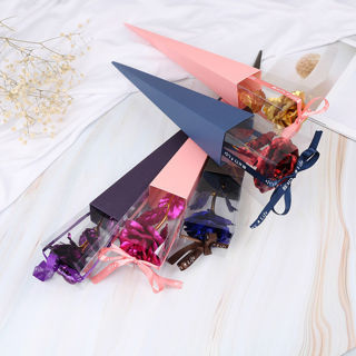 [GIN FOR FREE SHIPPING] 24K Dipped Gold Foil Rose Gifts