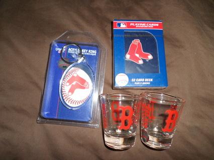 Baseball things - Boston Red Sox