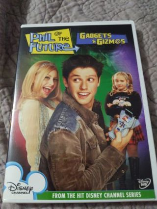 DVD Phil of the Future