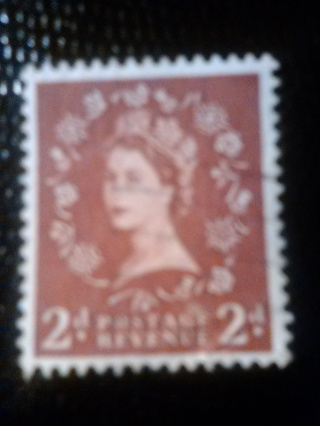 Great Britain Postage Stamp