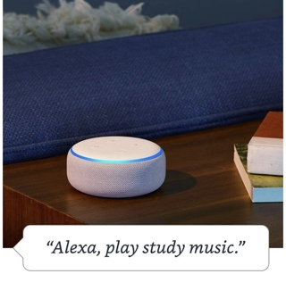 Echo Dot 3rd Generation Smart Speaker with Alexa