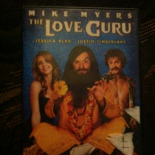 Mike Myers The Love Guru DVD & The Greatest  Movie Ever Sold