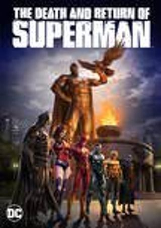 THE DEATH AND RETURN OF SUPERMAN VUDU HD INSTAWATCH