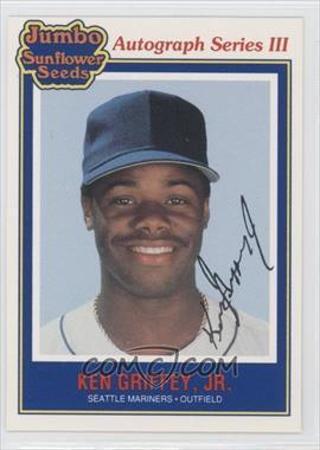 1992 #14 KEN GRIFFEY JR. Baseball Card