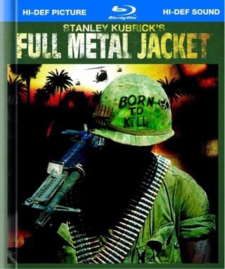 FULL METAL JACKET HD DIGITAL REDEMPTION CODE FOR ULTRAVIOLET