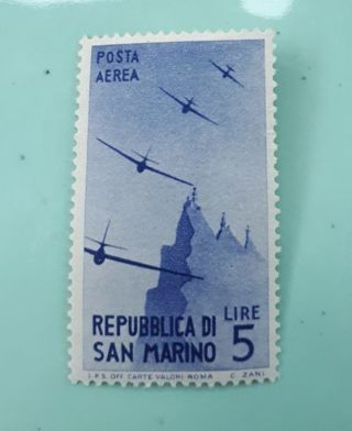 ( MINT )* 1946 * SAN MARINO * Stamp *(Please Read Details)*