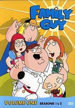 Family Guy volume 1 seasons 1 & 2