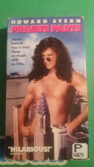 vhs private parts free shipping