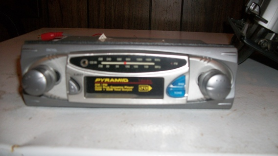 old tape player
