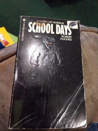 School Days by Robert Hughes (paperback)
