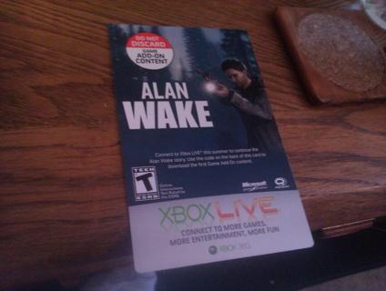 Alan Wake: The Signal [DLC]