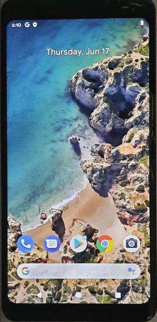 GOOGLE PIXEL 2 XL ANDROID SMARTPHONE