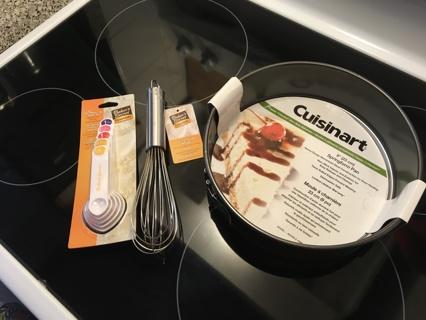 Grab Box of Kitchen and Stuff.. BRAND NEW