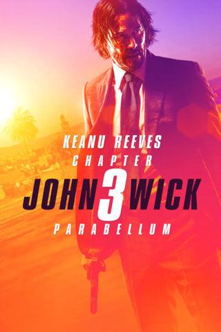 John Wick: Chapter 3 - Parabellum  4K UHD Vudu Code