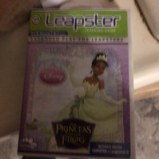 Leapster learning game