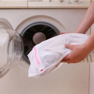 3PCs Underwear Clothes Aid Bra Socks Laundry Washing Machine Net Mesh Bag
