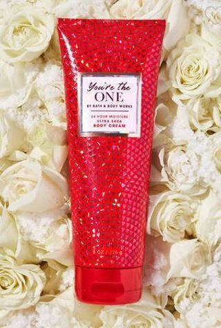NEW YOU'RE THE ONE Ultra Shea Body Cream Bath and Body Works ~ RETAILS $16.50